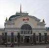 Железнодорожные вокзалы в Поворино