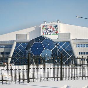 Спортивные комплексы Поворино