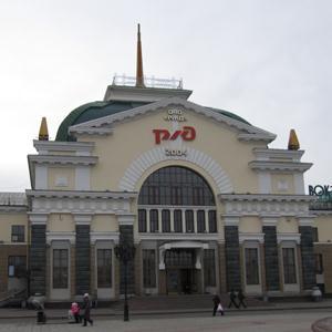 Железнодорожные вокзалы Поворино