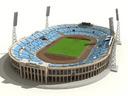 Рмау Пфсц - иконка «стадион» в Поворино